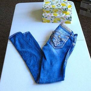 Rock Revivals Skinny Jeans